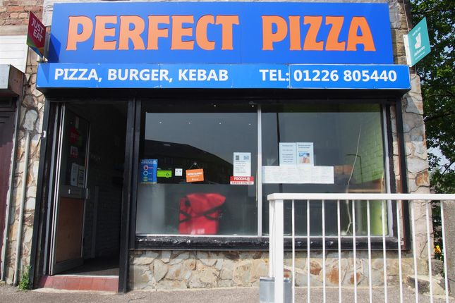 Thumbnail Leisure/hospitality for sale in Hot Food Take Away S70, South Yorkshire