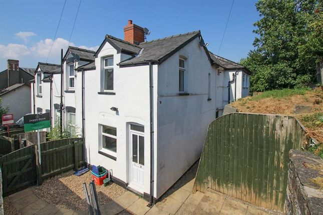 Thumbnail End terrace house to rent in Builth Wells, Powys