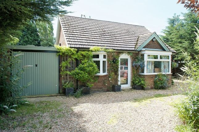 Thumbnail Detached bungalow for sale in Sea Lane, North Cotes, Grimsby