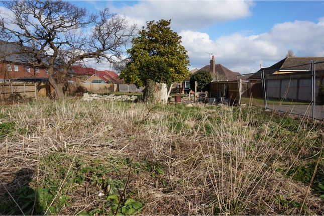 Thumbnail Land for sale in Station Road, Hayling Island