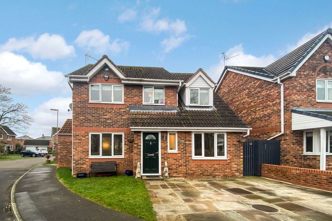 4 bed detached house for sale in Hall Gardens, Rawcliffe, Goole DN14