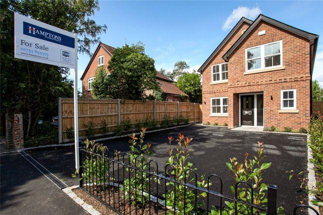 Thumbnail Detached house for sale in Hatch Lane, Windsor, Berkshire