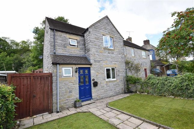 Thumbnail Semi-detached house for sale in Harrison Drive, Wirksworth, Derbyshire