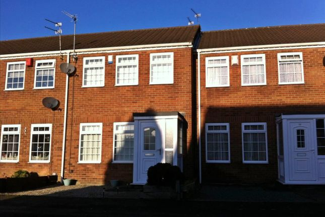 Thumbnail Terraced house to rent in Corchester Road, Bedlington