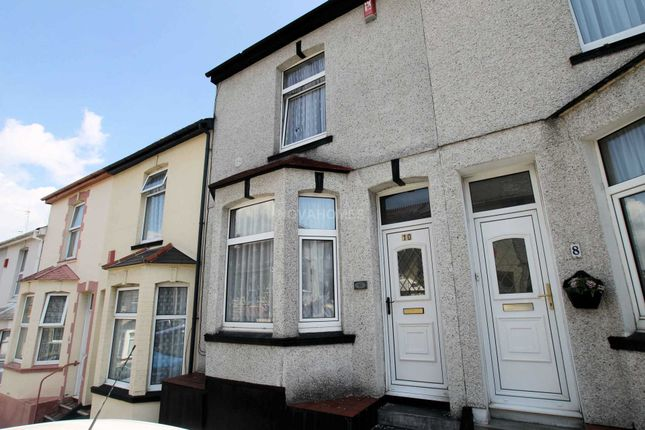 Thumbnail Terraced house for sale in Balmoral Avenue, Keyham