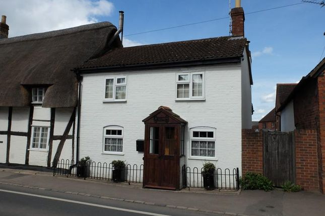 Thumbnail Terraced house for sale in Weyside Cottage, The Village, Dymock, Gloucestershire