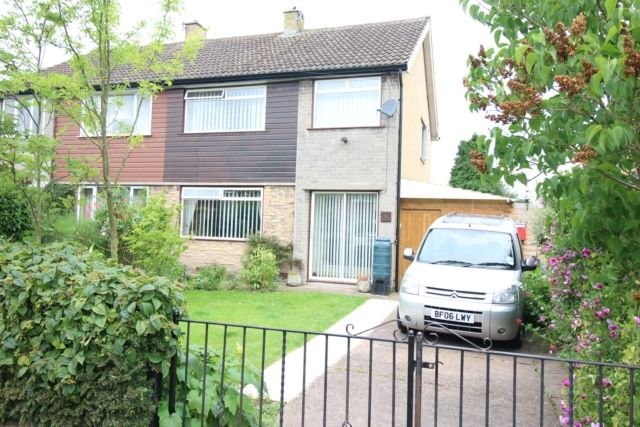 3 bed semi-detached house for sale in Mill Meadow View, Blyth, Worksop
