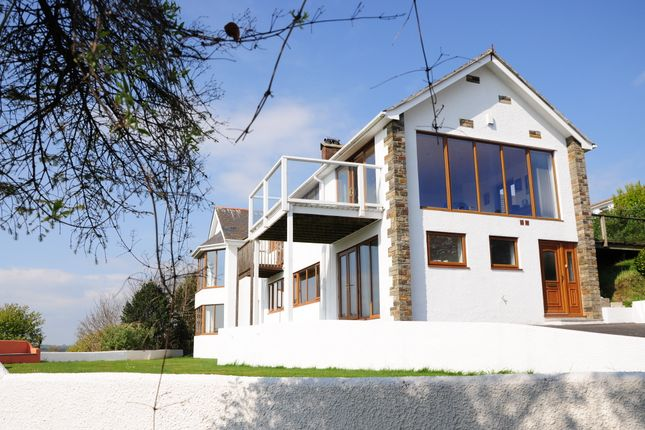 Thumbnail Detached house for sale in Barbican Hill, Looe, Cornwall