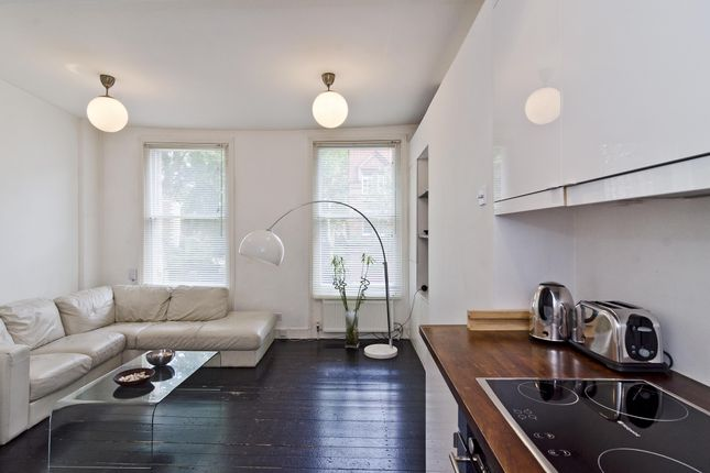 Thumbnail Flat to rent in Upper Street, London