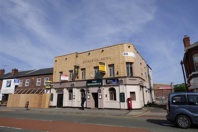 Thumbnail Restaurant/cafe to let in Nantwich Road, Crewe, Cheshire