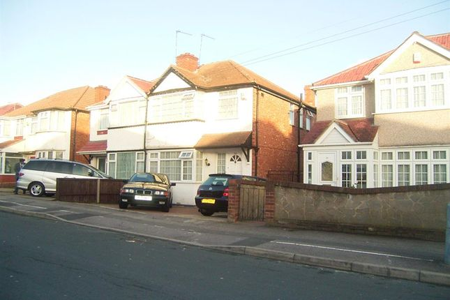 Thumbnail End terrace house to rent in Roseville Road, Hayes