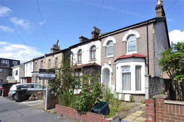 Thumbnail Flat to rent in Boswell Road, Croydon, Surrey
