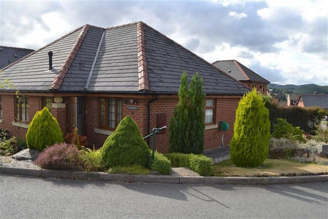 Thumbnail Semi-detached bungalow to rent in 19, Rhosymaen Uchaf, Gorn Road, Llanidloes, Powys