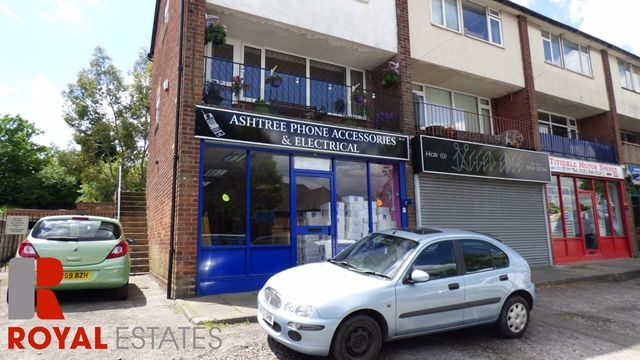 Thumbnail Retail premises for sale in Ashtree Road, Tividale