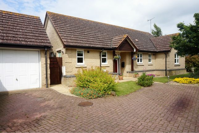 Thumbnail Detached bungalow for sale in Selby Gardens, Bozeat