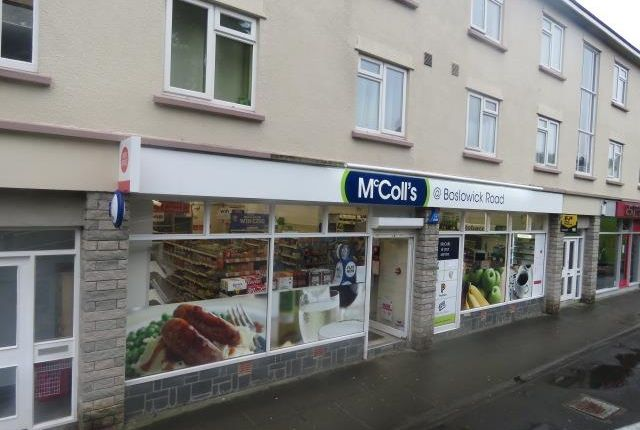 Thumbnail Retail premises to let in 79-81, Boslowick Road, Falmouth, Cornwall