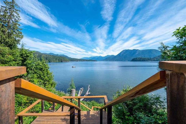 Thumbnail Property for sale in Sechelt, British Columbia, Canada