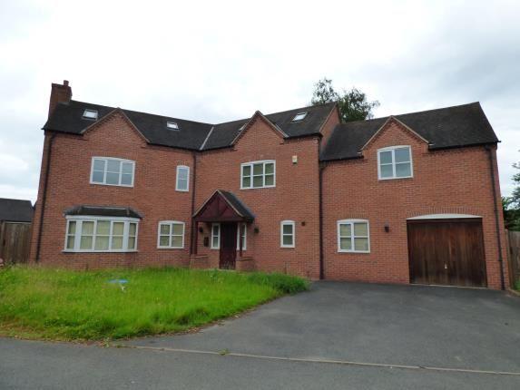 Thumbnail Detached house for sale in Longlands Lane, Findern, Derby, Derbyshire
