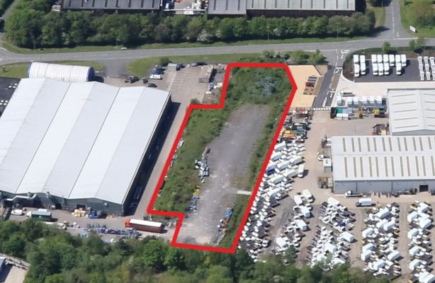 Thumbnail Industrial to let in Enclosed Yard, Halesfield 18, Telford, Shropshire
