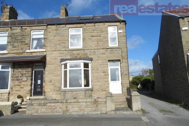 Thumbnail Terraced house to rent in West View, Butterknowle, Bishop Auckland