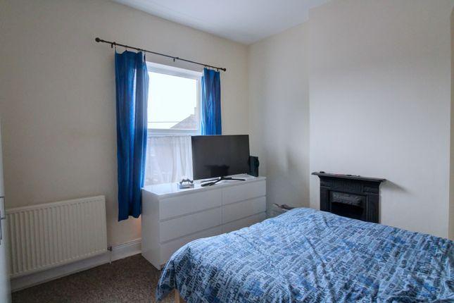Bedroom of Mulgrave Street, Cobridge, Stoke-On-Trent ST1