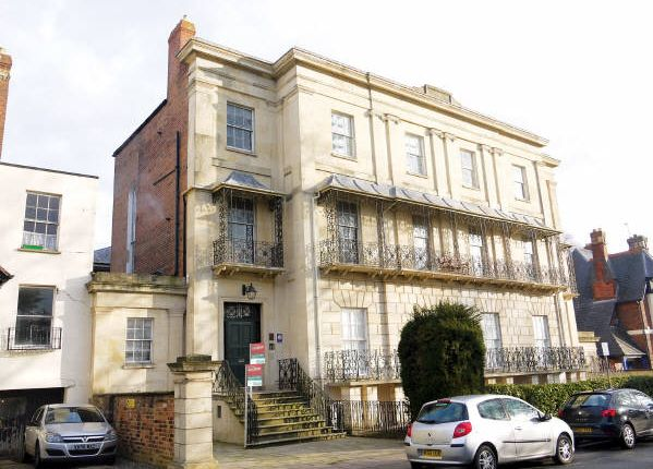 Thumbnail Block of flats for sale in The Judges Lodgings, Spa Road, Gloucestershire