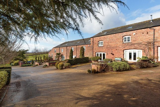 Thumbnail Barn conversion for sale in Old Pale Heights, Kelsall, Tarporley
