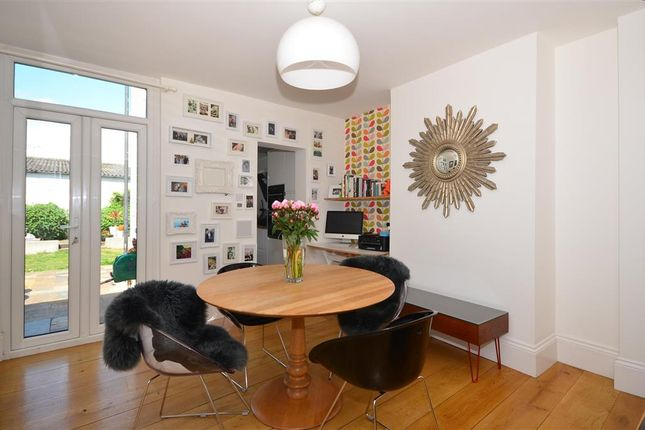 Thumbnail Terraced house for sale in Percy Avenue, Broadstairs, Kent