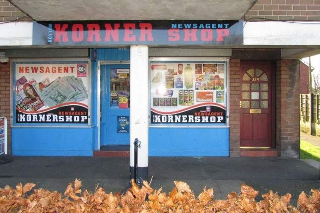 Thumbnail Retail premises for sale in 322 Middleton Road, Oldham