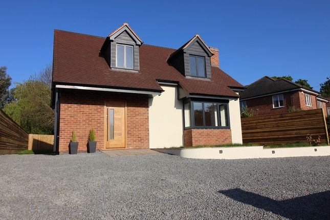Thumbnail Detached house for sale in Leigh Sinton Road, Malvern, Worcs
