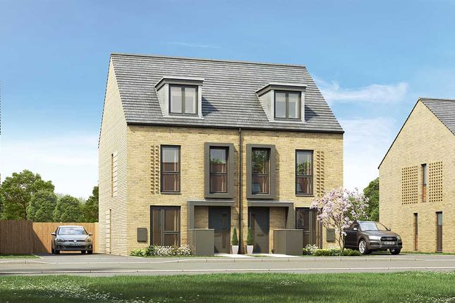 "3 bed property for sale in ""The Stratford"" at Hawkfield Road, Hartcliffe, Bristol BS13"