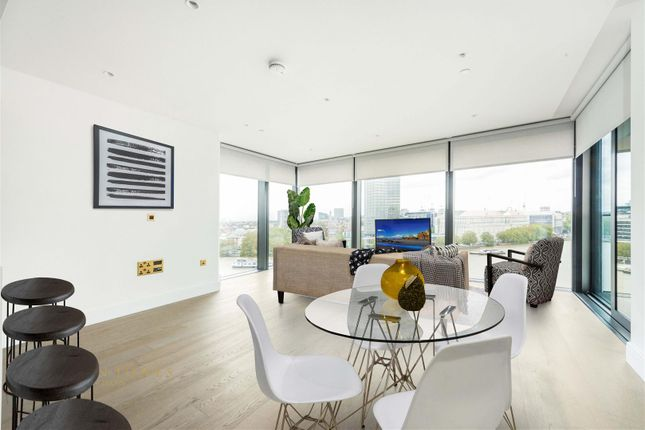 Thumbnail Flat to rent in The Dumont, Nine Elms