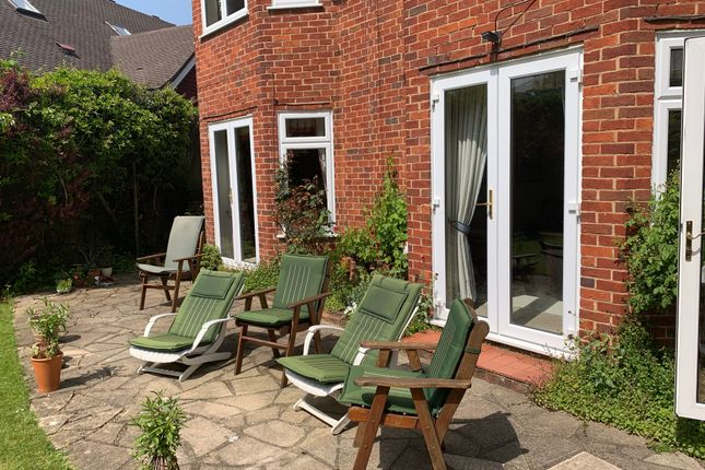 Patio of St. Marks Road, Henley-On-Thames RG9