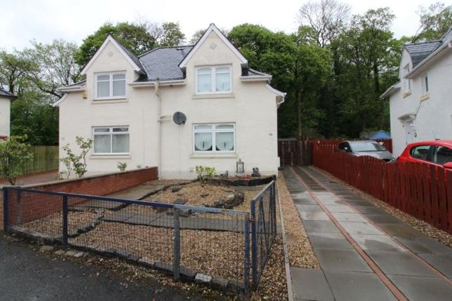 Thumbnail Semi-detached house to rent in Old Greenock Road, Inchinnan, Renfrew
