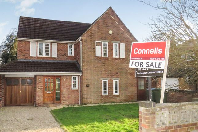 Detached house for sale in Blenheim Avenue, Southampton
