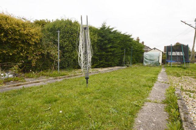 Rear Garden of Providence Place, Midsomer Norton, Radstock, Somerset BA3