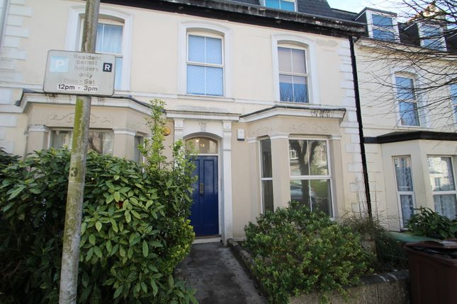 Front of Seaton Avenue, Mutley, Plymouth PL4