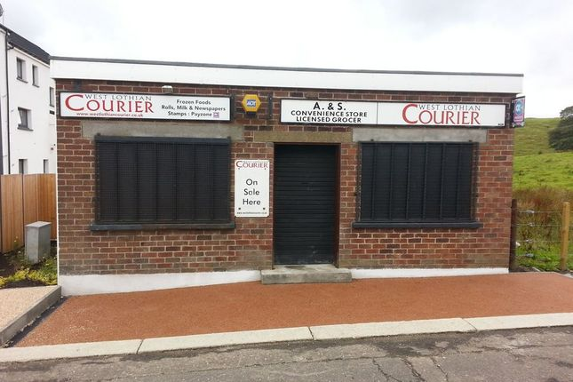 Thumbnail Commercial property for sale in Craighill View, Blackridge, Bathgate