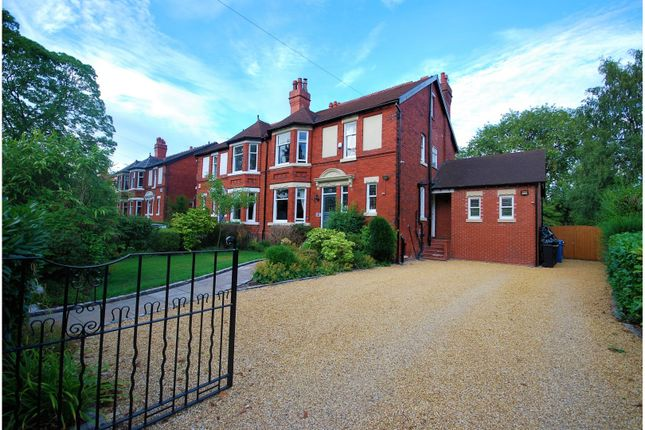 Thumbnail Semi-detached house for sale in Egerton Road, Davenport