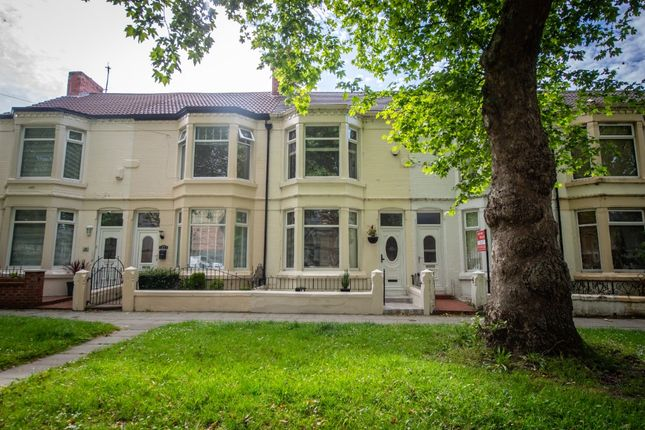 Thumbnail Terraced house to rent in Stanley Park Avenue South, Anfield, Liverpool