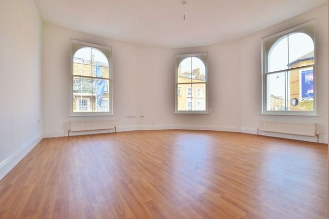 Thumbnail Flat to rent in Median Road, London