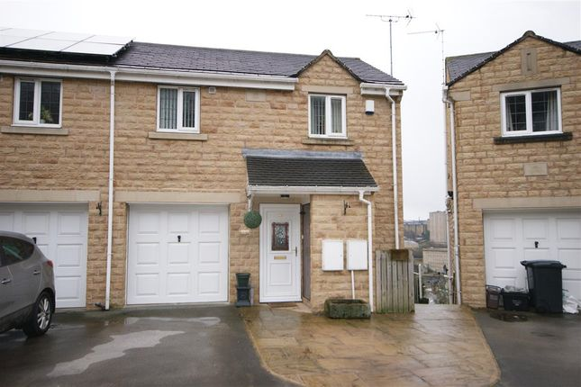 Thumbnail Semi-detached house for sale in Prospect Street, Halifax