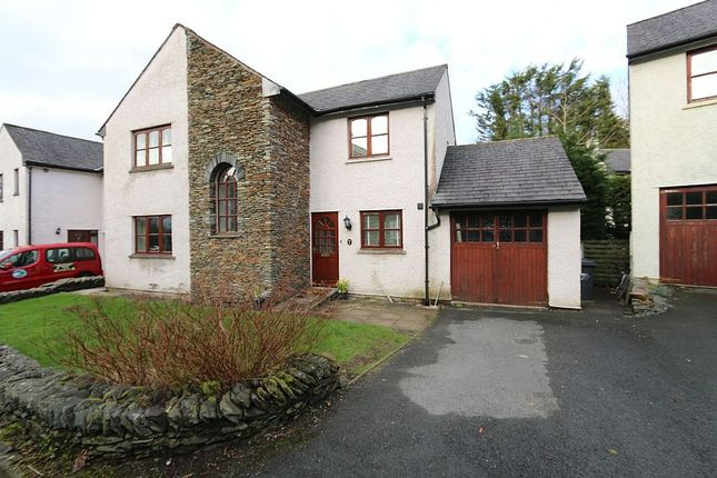 Thumbnail Detached house for sale in Brantfell Walk, Bowness-On-Windermere, Windermere, Cumbria