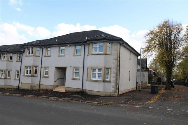 Thumbnail Flat for sale in Johnston Street, Greenock