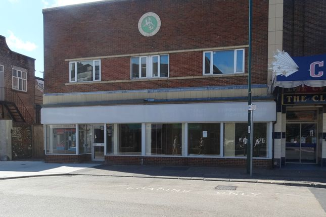 Thumbnail Retail premises to let in London Road, Bognor Regis