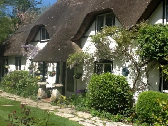 Thumbnail Detached house for sale in Ibsley, Ringwood