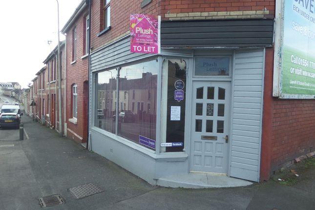 Thumbnail Office to let in Glyncoed Terrace, Llanelli
