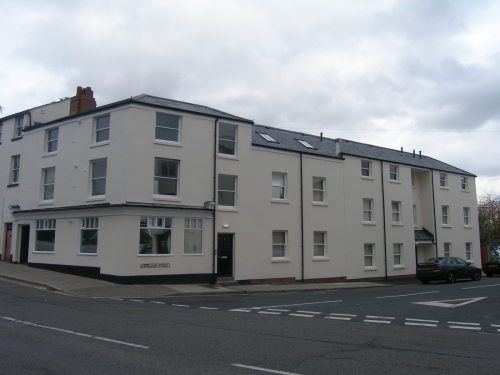 Thumbnail Flat to rent in Flat 7, 7 Brunswick Street, Leamington Spa