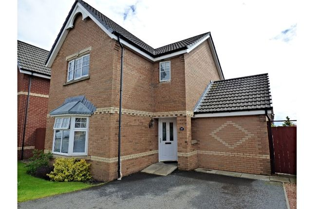 Thumbnail Detached house for sale in Colin Gibson Drive, Monifieth