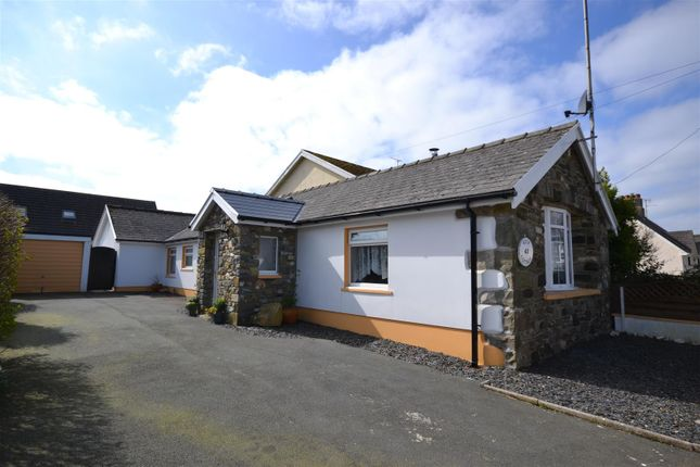 3 bed detached bungalow for sale in St. Davids Road, Letterston, Haverfordwest